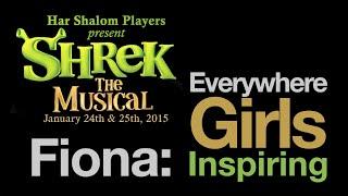Fiona: Inspiring Girls Everywhere