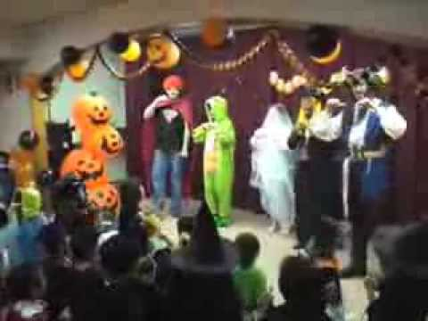 Knock Knock, Trick or Treat? - Halloween Song