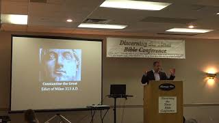 History Education For KJB Believers - Lecture By Chris Pinto
