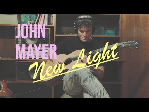 John Mayer - New Light (Guitar Loop Cover)