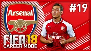 CRAZY GAME VS CHELSEA! FIFA 18 ARSENAL CAREER MODE - EPISODE #19