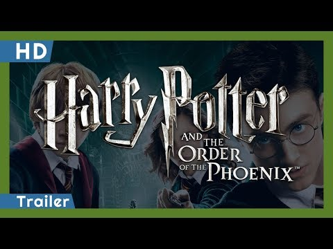 Harry Potter and the Order of the Phoenix Movie Trailer