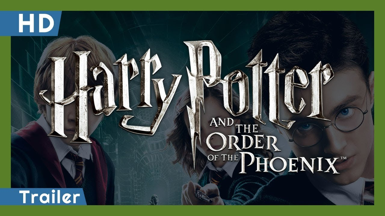 Harry Potter And The Order Of The Phoenix 2007 About Movie List Of Similar Trailers Actors Emotional Rating