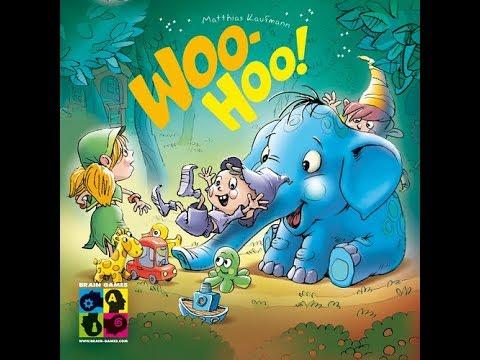 Bower's Game Corner: Woo-Hoo! Review