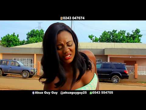 akua guy guy official comedy video dir by grade wan