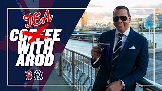 I REQUESTED HIGH TEA WITH THE QUEEN | TEA W AROD FROM LONDON
