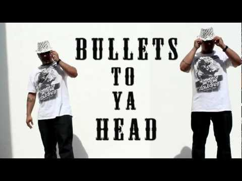 Bullets To Ya Head by RAS (Reality Among Society)