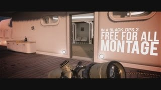 FaZe Kross: Black Ops 2 - Free For All Montage  - 200,000 Subscribers!