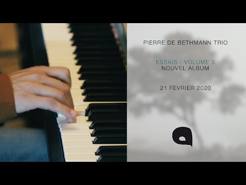P2B Trio /// Essais, Vol 3 (teaser) online metal music video by PIERRE DE BETHMANN