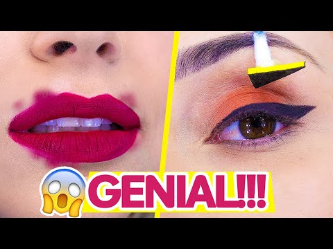 17 truques de maquiagem