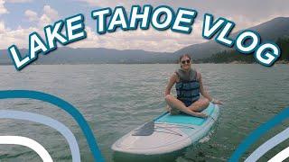 LAKE TAHOE VLOG 2020