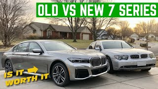 Here's Why My BMW 745Li IS Worthless *EMBARRASSED by 2020 BMW 750i*