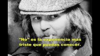 Harry Nilsson - One (Subtítulos en español)