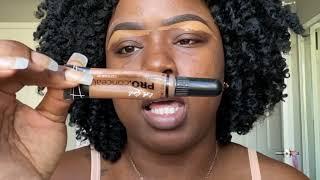 Extremely Detail Makeup Tutorial | Makeup For Black Women | Stormnyx