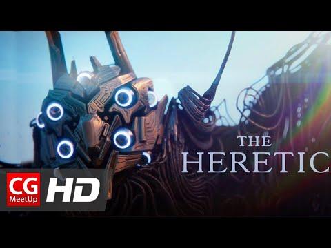 "CGI Sci-Fi Short Film: ""The Heretic"" by Unity   CGMeetup"