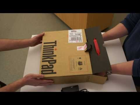Lenovo Unboxed: ThinkPad Edge E220s laptop