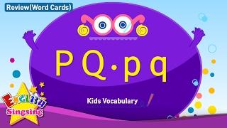 Kids từ vựng biên soạn - Words bắt đầu với P p, Q q 2