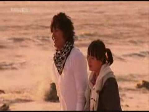 Junpyo & Jandi's date scene