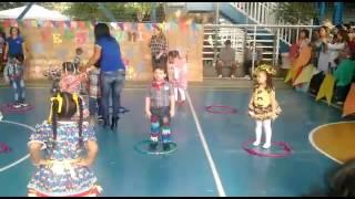 Dança Infantil Festa Junina   ICRX   Jardim 3