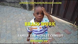 BRAIN WORK  (Mark Angel Comedy) (Family The Honest Comedy) (Episode 34)