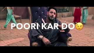 Sab Sahi Hai Bro Badshah New Rap Song Aladdin 30second