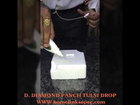 DIAMOND TULSI DROP