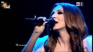 Sabina Babayeva - When The Music Dies | Eurovision Song Contest 2012