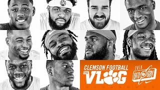 Clemson Football || The Vlog (Season 4, Pro Day 2019)