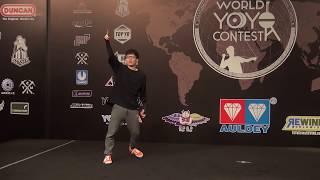 2018World Final 2A 01 Shu Takada
