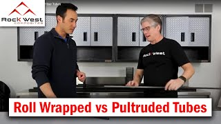 Roll Wrapped Vs. Pultruded Carbon Fiber Tubes