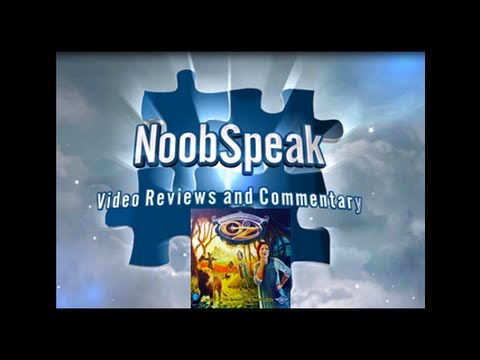 Card Game of Oz Impressions on NoobSpeak