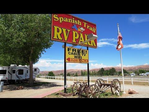 Spanish Trail RV Park - Moab, Utah