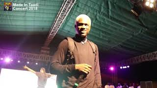 Perfomance Of Pappy Kojo And Joey B  At Made In Taadi Concert 2018   CAMPUS TV