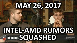 NO AMD GPUs in Intel CPUs!! - WAN Show May 26, 2017