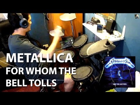 Download Metallica For Whom The Bell Tolls Drumless Video 3GP Mp4