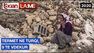 Termet ne Turqi, 9 te vdekur