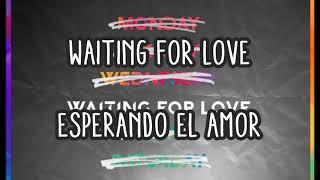 Waiting For Love   Avicii (Letra En Inglés Y Español)