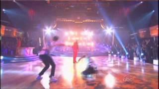 DWTS - Chris Brown 1st performance