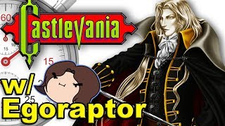 The History Of Castlevania (ft. Egoraptor of GAME GRUMPS) | A Brief History