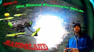 "Bandoland!!! There n Back Again An FPV Tale. Pt2 (3"" Tinyhawk MLR and 5"")"