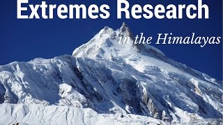Extremes Research in the Himalayas - Pre-expedition