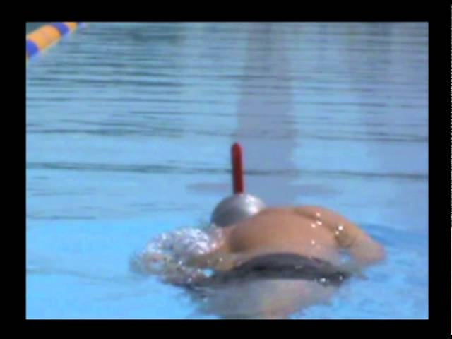 Swimming Tips -- training with a Speedo central snorkel by SwimforTri