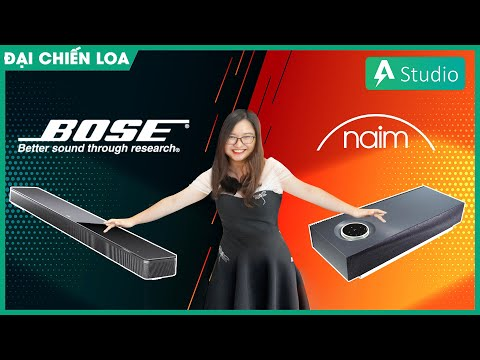 [Đại chiến loa] Naim Muso 2 vs Bose Soundbar 700  Chọn Soundbar hay Loa ???