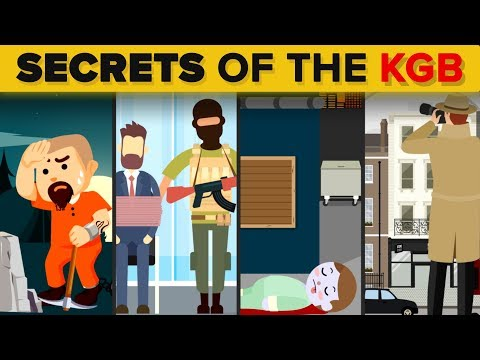 Secrets of the KGB and Why It Fell Apart
