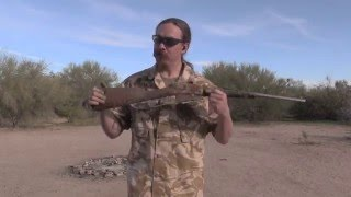 Mud Test The WW1 Winchester 1895