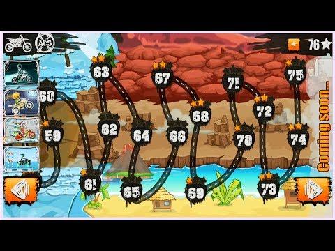 Download Moto X3m Ninja Biker Mobile Gameplay 60 75 Levels