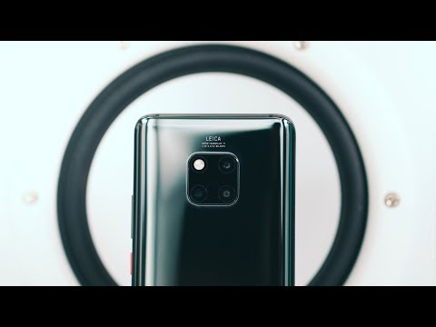 The REAL Huawei Mate 20 Pro REVIEW – The CRAZIEST Smartphone Camera!