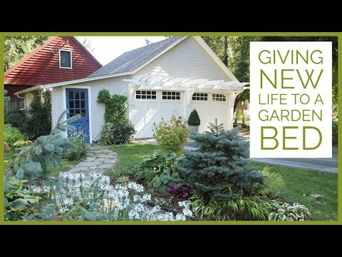 Rejuvenating a garden bed | The Impatient Gardener