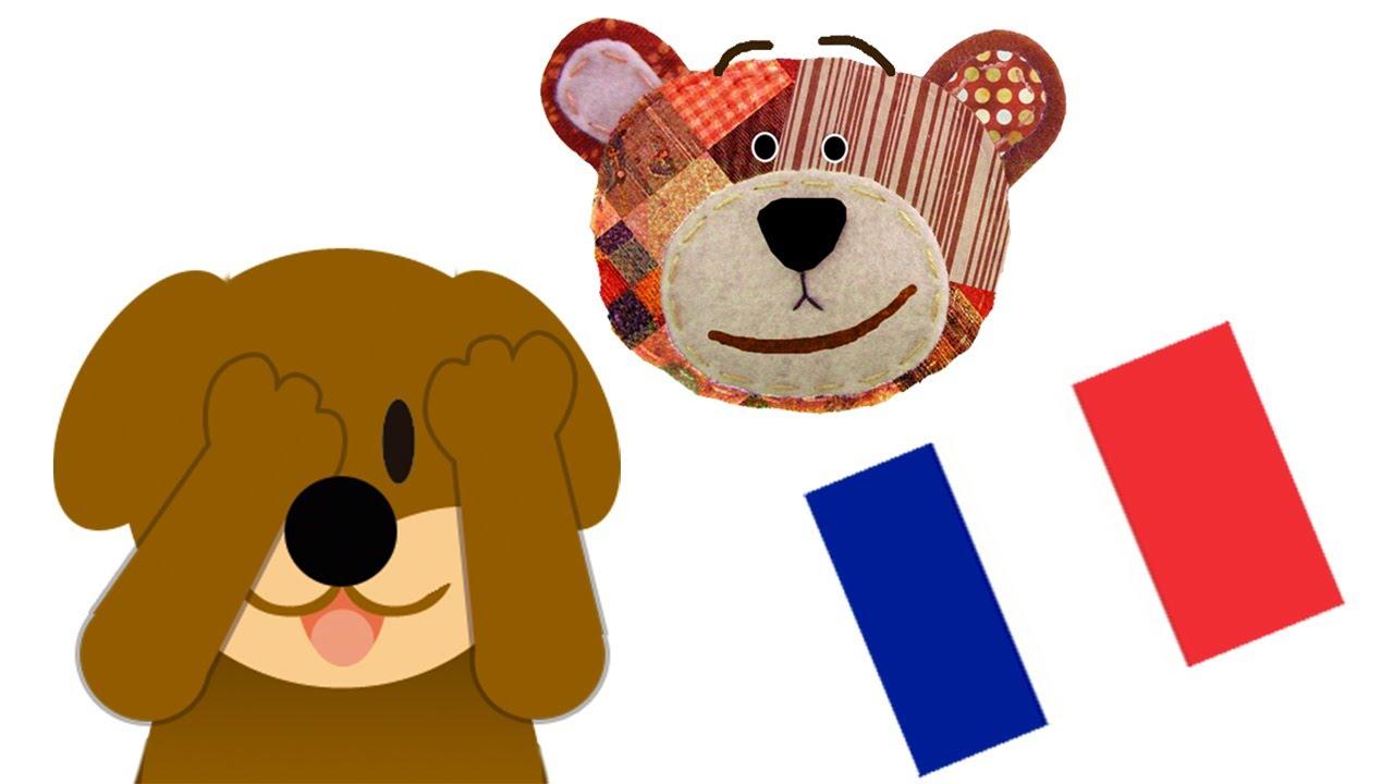 Adivinanzas en francés para niños - Animales