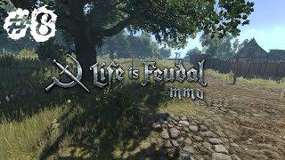 Life is Feudal: MMO 0.2.5 - #8 - Пора готовится к зиме